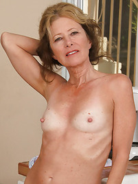 small titted milf