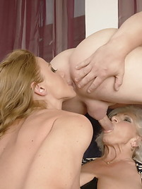 Milf asshole lickers